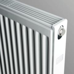 Brugman Compact 4 radiator 400 x 400 type 11 337 Watt