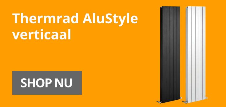 Thermrad AluStyle verticaal